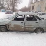 Выкупили ВАЗ после аварии