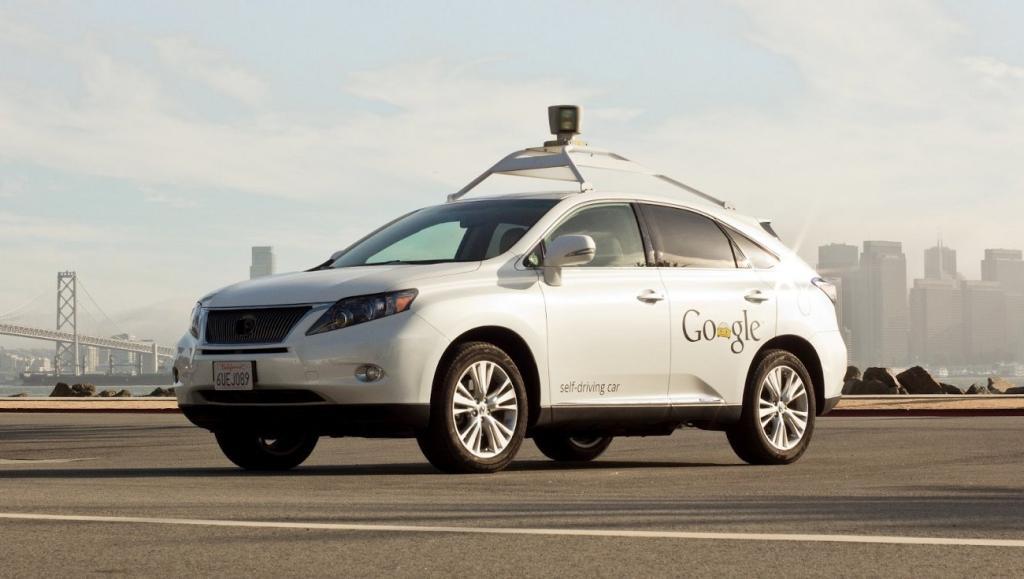 Беспилотный авто Google